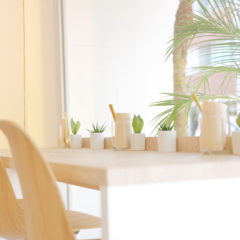 Coco Bowls counter table