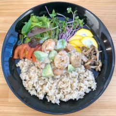 HAWAIIAN SHRIMP BOWL